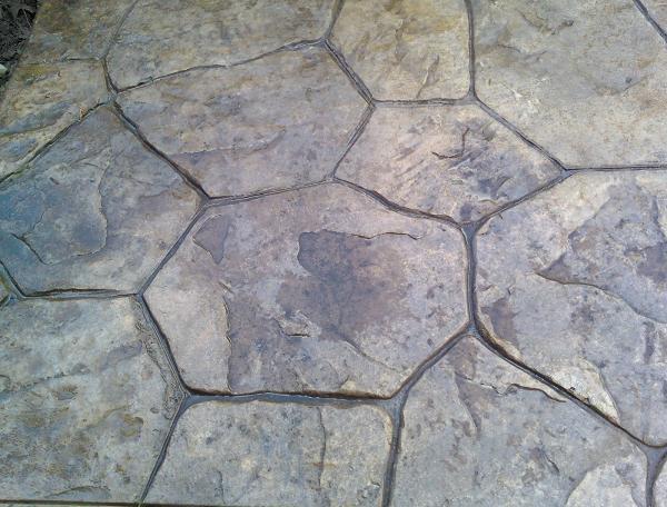 Michigan Shotcrete Construction Stamped Concrete Gallery
